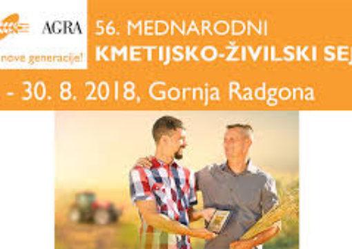 """Саем """" Агра 2018 """" Словенија"""